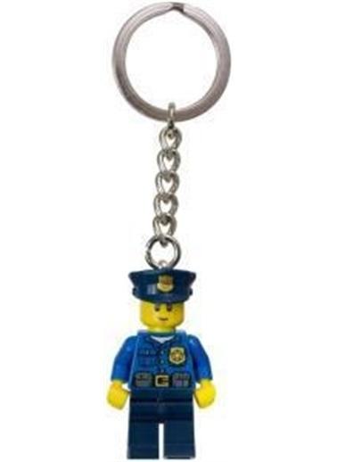 Lego Lego 850933 City Şoliceman Anahtarlık Renkli